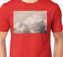 Storm Clouds and Thunder Heads Before Rain Storm Unisex T-Shirt