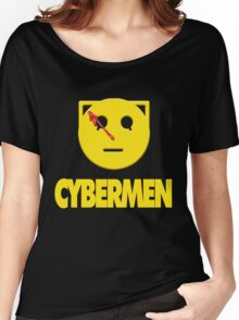 CYBERWATCHMEN Women's Relaxed Fit T-Shirt