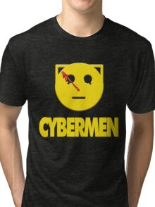 CYBERWATCHMEN Tri-blend T-Shirt
