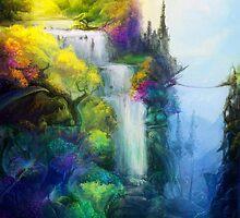 Wonderland by DenchDesigns