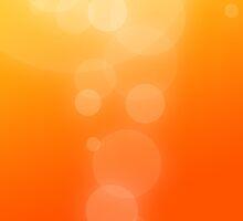 Orange Bubbles by jdblundell