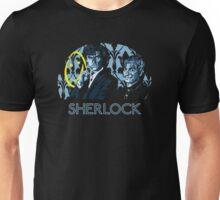 Sherlock - A Study in Blue Unisex T-Shirt