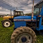 Leyland and Marshall Tractors by Jay Lethbridge