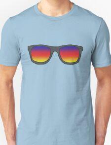Sunset Sunglasses T-Shirt
