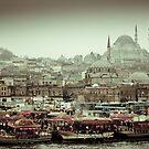 Istanbul by Josephine Pugh