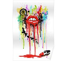 Poison Lips Poster