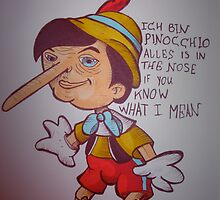 Ich Bin Pinocchio by ctd-official
