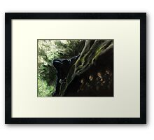 Lord of the Rings Speed Paint Digital Painting Framed Print
