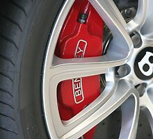 Bentley Brake Caliper by karlbrobicsek