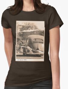 Our Beloved Beetle Womens Fitted T-Shirt