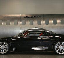 Spyker Sports Car by karlbrobicsek
