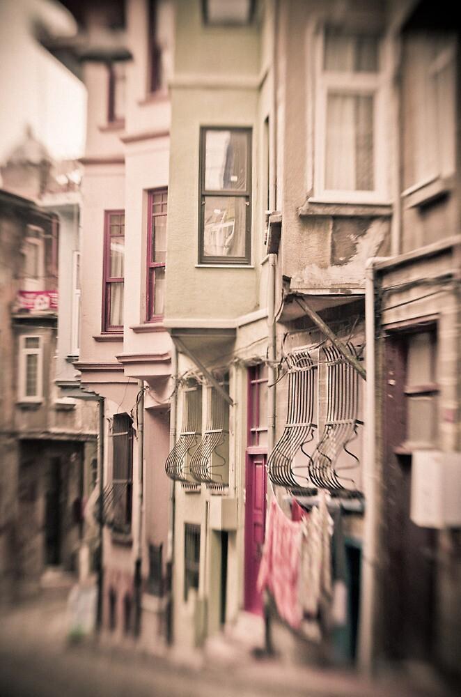 The Warm Streets of Balat by Josephine Pugh
