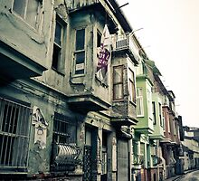 The Cold Streets of Balat by Josephine Pugh