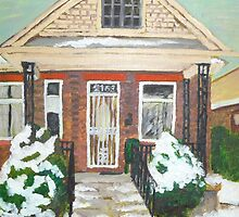 No. 3 of 100 Salt Lake City Porches by Jeanne Allgood