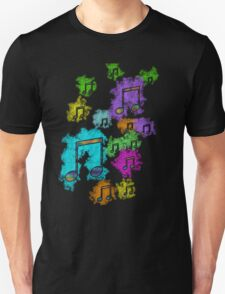 DOPE Music NOTES T-Shirt