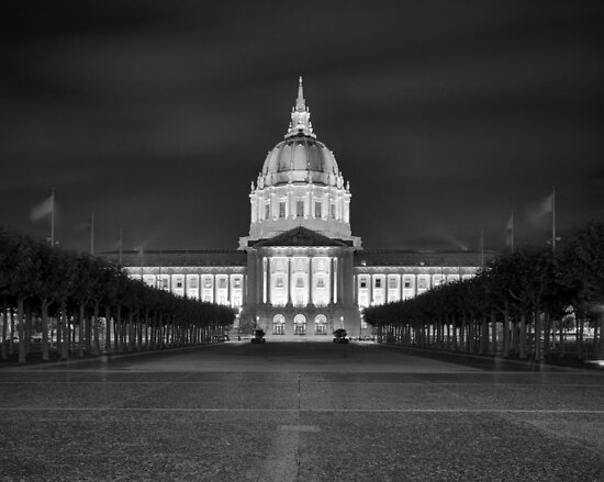 San Francisco City Hall by Rodney Johnson