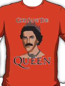 God Save The - Queen T-Shirt