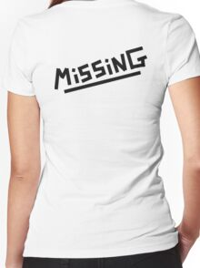 Arctic Monkeys - Missing Women's Fitted V-Neck T-Shirt