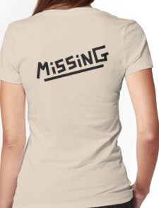 Arctic Monkeys - Missing Womens Fitted T-Shirt