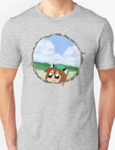Chen - Touhou Project - Hole in Wall (RENDER) T-Shirt