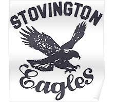 STOVINGTON EAGLES Jack Torrance The Shining Poster