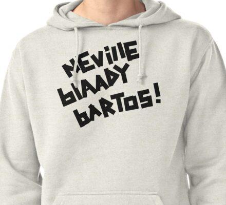 Arctic Monkeys - Neville Blaady Bardos! Pullover Hoodie