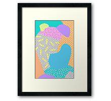 New Wave Framed Print