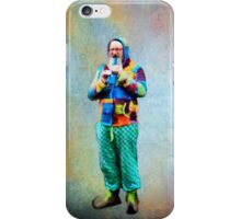 Don't forget to pay the piper iPhone Case/Skin