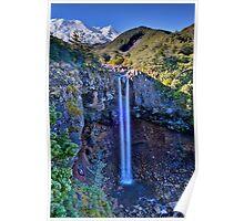 Mangawhero Falls Poster