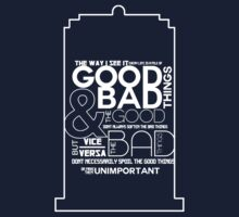 the good and bad things by forcertain