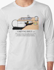 Greyng Shui Long Sleeve T-Shirt