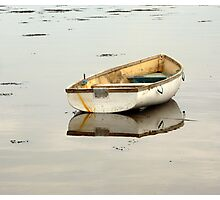 Becalmed Photographic Print