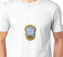 Miami Airport Police Unisex T-Shirt