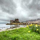 Spring day, Eilean Donan Castle by Stuart Blance
