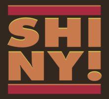 SHINY MC by Keez