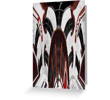 Twisted Hallucination Greeting Card