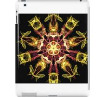 Fire (snow)Flake iPad Case/Skin
