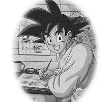 Goku Mangaka by grnaskd