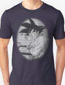 Goku Mangaka T-Shirt