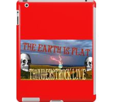THUNDERSTRUCK NEWS iPad Case/Skin