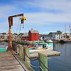 Rockport Harbor by Jack Ryan