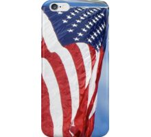 US flag IPhone & IPod case iPhone Case/Skin