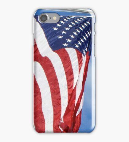 US flag IPhone & IPod case iPhone Case/Skin