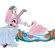 Swan Bride's  Song by redqueenself
