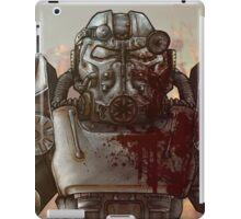 Brotherhood of Steel and Blood iPad Case/Skin