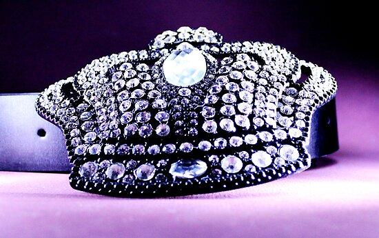 Crown Belt by Omar Dakhane