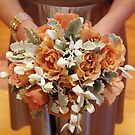 Bridesmaid's Bouquet... by Emma  Wertheim ~
