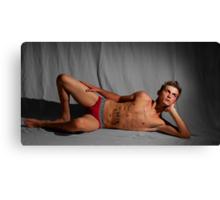 Michael Phelps - Posed Canvas Print