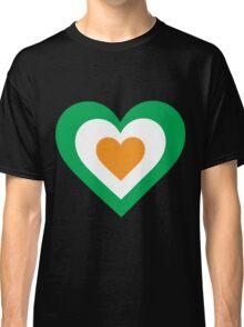 Irish Heart Classic T-Shirt