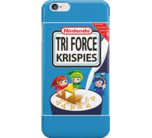 Tri Force Krispies iPhone Case/Skin
